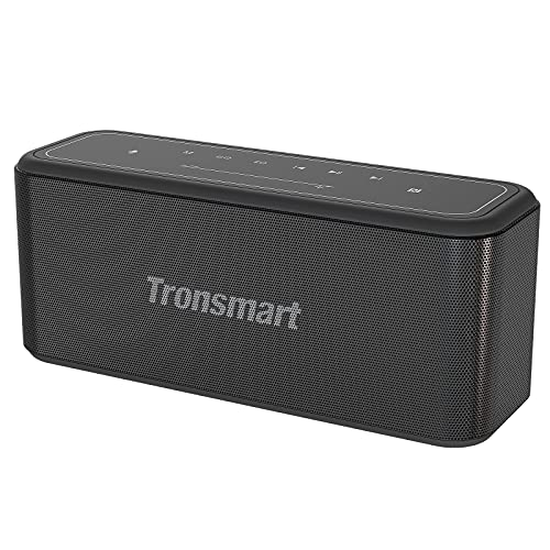 Altavoces Bluetooth portátiles, Tronsmart Mega Pro Altavoces inalámbricos portátiles con sonido estéreo de 60 W, altavoz...