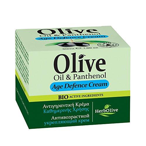 Herbolive Gesichtscreme gegen Hautalterung, 1er Pack (1 x 50 ml)
