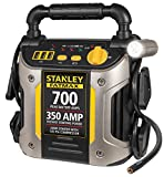 STANLEY FATMAX J7CS Portable Power Station Jump Starter: 700 Peak/350 Instant Amps,...