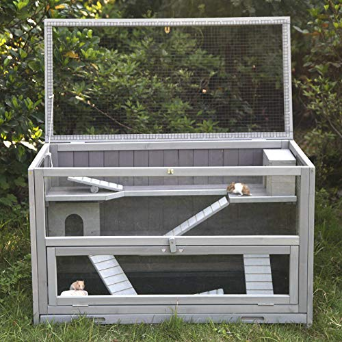 Best 3 level hamster cage