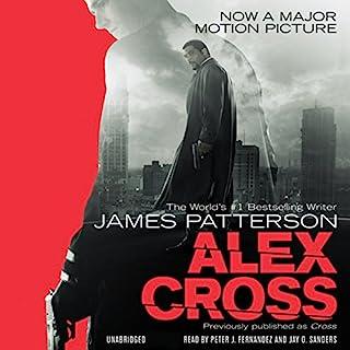 Alex Cross cover art