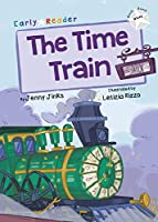 The Time Train: (White Early Reader) (Gold Early Readers)