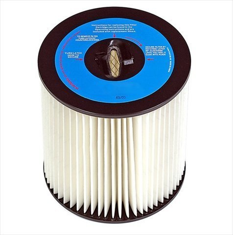 Royal Titan Central Vacuum Cleaner Filter Part 8106-01 Royal Central Vacuum