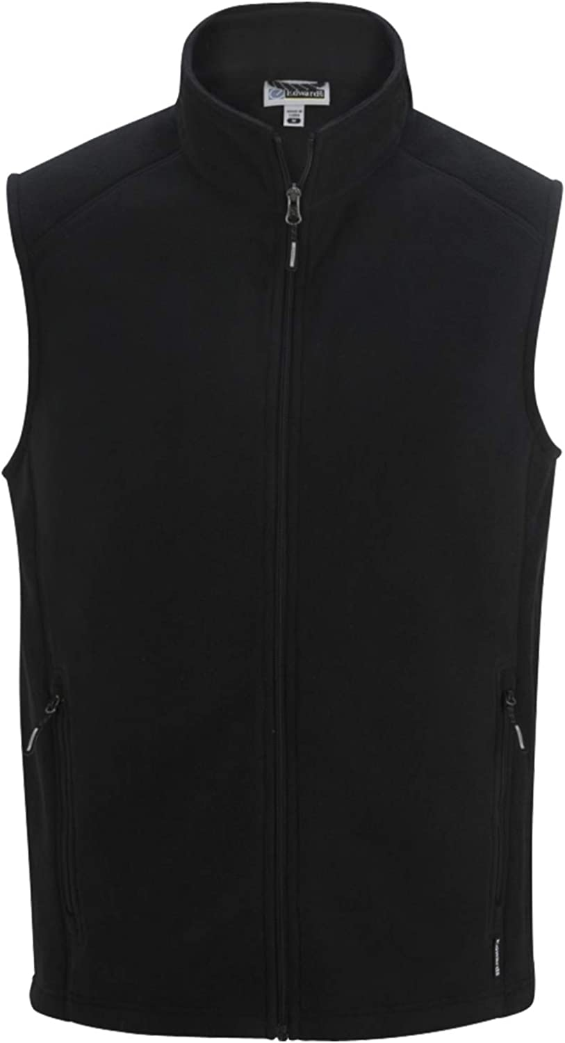 Big and Tall Fleece Vest up to 6X in 6 Colors