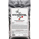Ketogenic Pet Foods - Keto-Foundation - High Protein, High Fat, Low Carb Dog & Cat Food - 18 lb. Bag