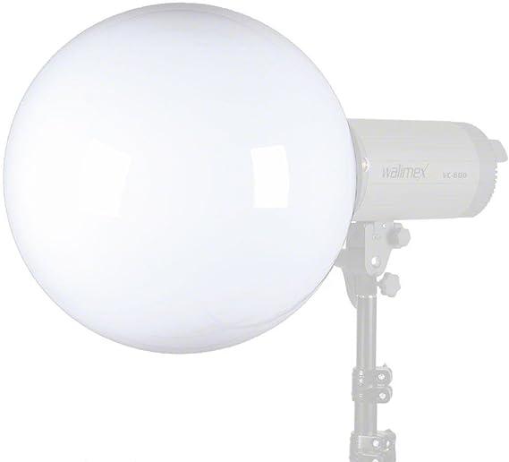 Walimex Diffusorkugel Mit Universalanschluss Kamera