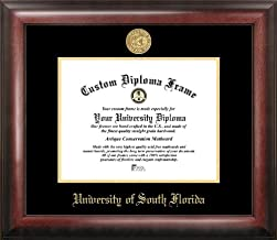 """Campus Images FL989GED University of South Florida, 11"""" x 8.5"""""""