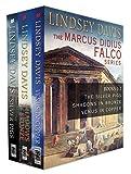 The Marcus Didius Falco Series, Books 1-3: The Silver Pigs, Shadows in Bronze, Venus in Copper (Marcus Didius Falco Mysteries)
