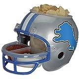 WinCraft Detroit Lions Football NFL Snack Helmet -