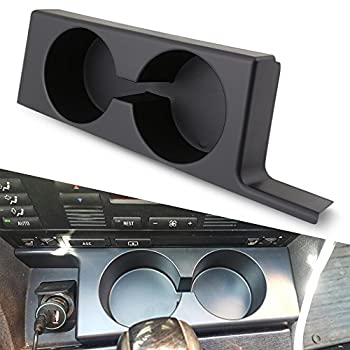 BMW Cup Holders Front Dual Cup Holder Upgrade for BMW E39 97-03 BMW 528i 540i 525i 530i M5 Botter