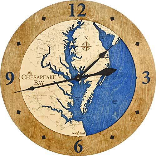 Sea & Soul clock