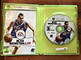 NCAA Basketball 09 Xbox 360 Game NEW