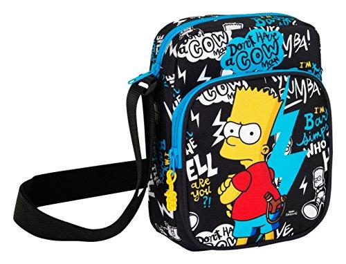 Safta Los Simpsons 611605672 Bolso Bandolera
