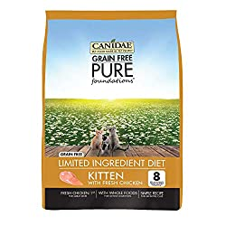 canidai grain free pure food