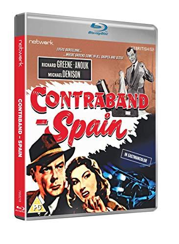 Contraband - Spain [Blu-ray]