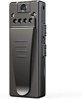 comprar comparacion Mini Camara Espia Oculta, DEXILIO 1080P Vigilancia Grabadora de Video Portátil con Visión Nocturna Detector de Movimiento,...