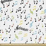 ABAKUHAUS Musik Gewebe als Meterware, Künstlerische Vibes