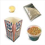 Fun Food Italia Kit Ingredienti per la Preparazione di 10...