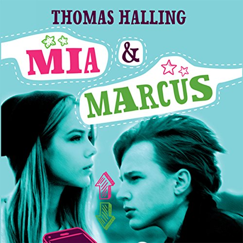 Mia & Marcus audiobook cover art