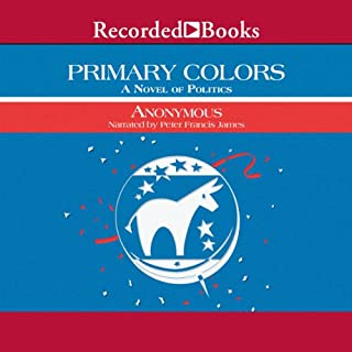 Primary Colors audiobook cover art