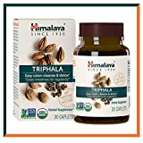Himalaya Triphala 60 Caplets for Colon Cleanse 688mg, 2 Month Supply