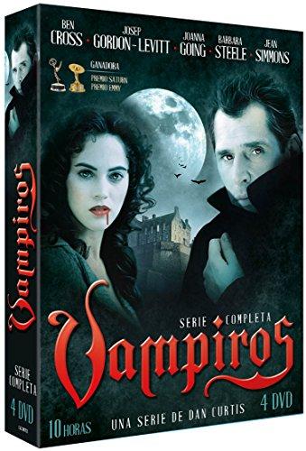 Pack Vampiros (Dark Shadows) 1991 - Serie Completa