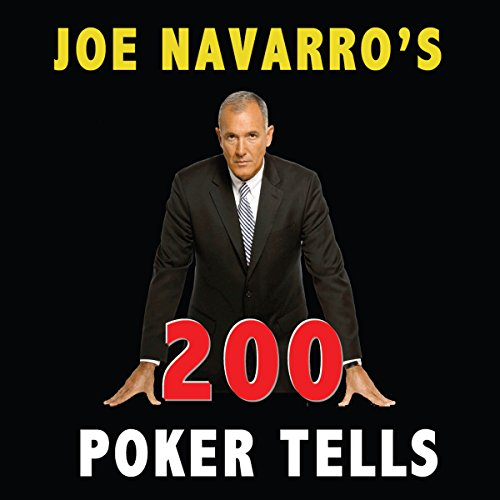 200 Poker Tells audiobook cover art