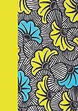 Notebook: Beautiful A4 Ankara Patterned 120 Page Journal
