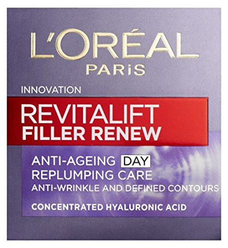 revitalift Filler Renew Anti Envejecimiento. Day replumping Care