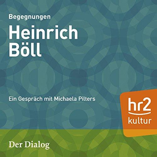 Heinrich Böll audiobook cover art