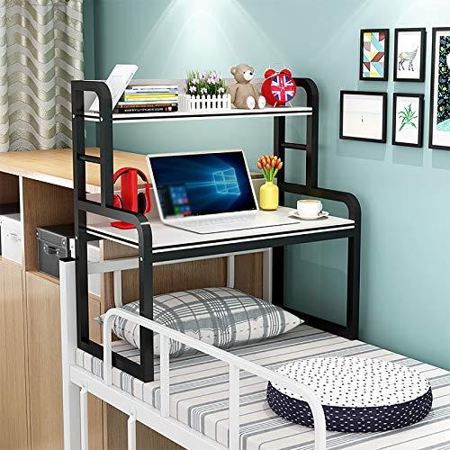 HUAJING Escritorio para Computadora Portátil para Dormitorio Escritorio para Computadora con Cerradura Mesa para Computadora Portátil para el Hogar, Escritorio de Oficina Resistente en la Cama