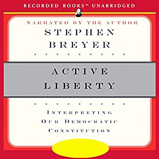 Active Liberty audiobook cover art