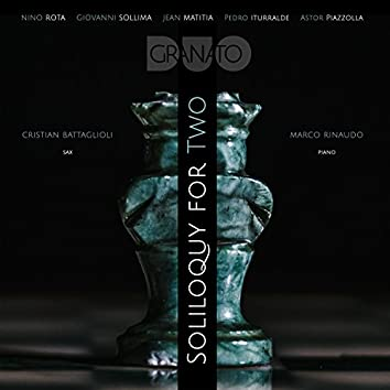 Soliloquy for Two: Saxophone and Piano
