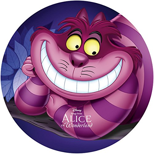 Alice in Wonderland (Songs From the Motion Picture) [Disco de Vinil]
