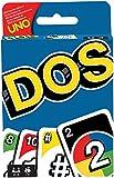 Mattel Games DOS, juego de cartas de...
