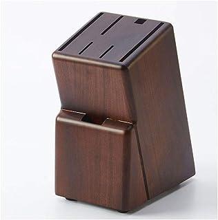 XXDTG Haut Grade Bambou Couteau de Cuisine Porte en Bois Multifonctions Porte-Couteau de Cuisine Ustensiles de Stockage Co...