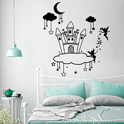 Kunst Wandaufkleber Rock Pop Song Wanddekoration Musik Kopfhörer Dekor Abnehmbare Poster Garantiert Wand Schönheit Aufkleber ~ 1 80 * 88 cm