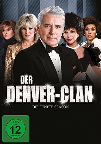 Der Denver-Clan - Die fünfte Season [8 DVDs]