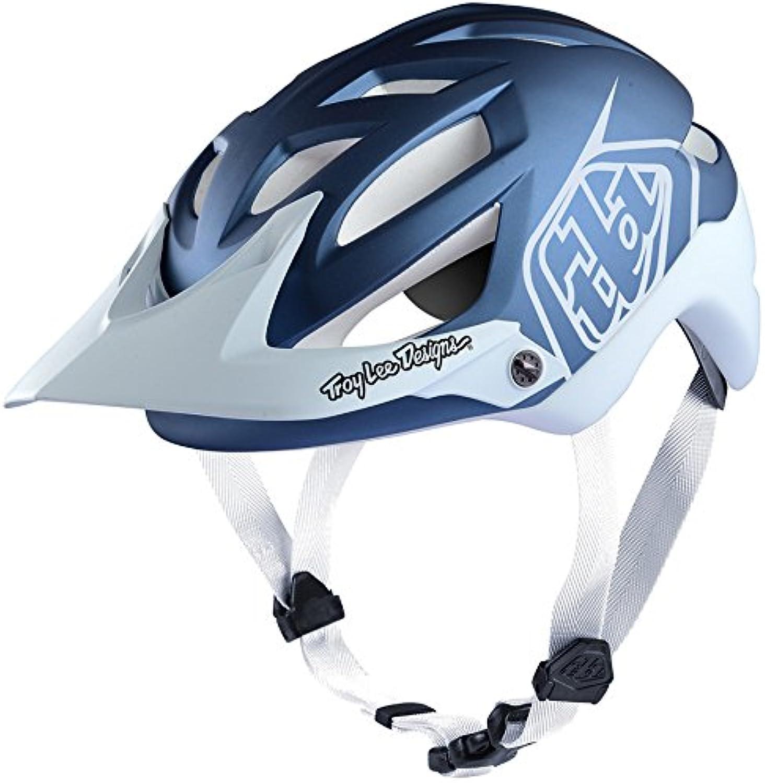 Troy Lee Designs A1 MIPS Bike Helmet Classic bluee White