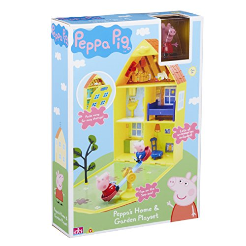 di Peppa Pig Casa E Giardino Playhouse