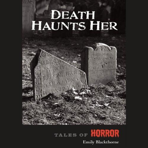 Death Haunts Her audiobook cover art