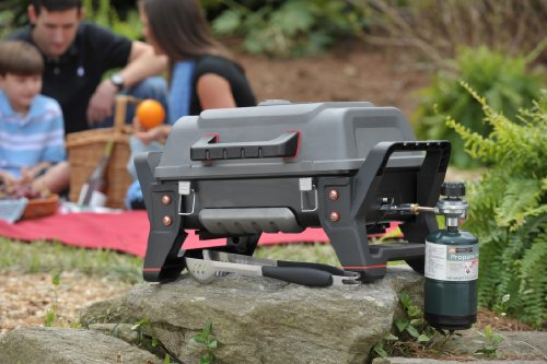 Char-Broil Grill2Go X200 Portable TRU-Infrared LP Gas Grill