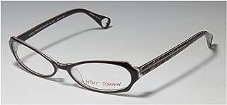 Betsey Johnson Jungle Princess Bj0106 Womens/Ladies Designer Full-rim Eyeglasses/Eye Glasses