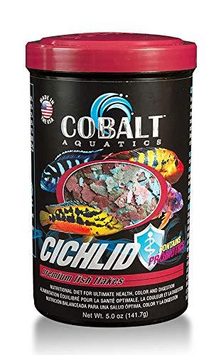 Cobalt Aquatics Cichlid Flakes