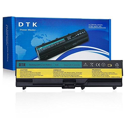 dtk notebook laptop batterie li