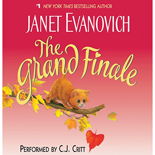 The Grand Finale audiobook cover art