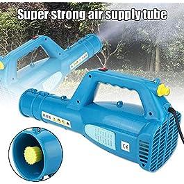 YHX Portable De Poche Agricole Électrique Pesticide Insecticide Pulvérisateur Souffleur Jardin Lutte Contre Les…
