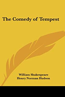 The Comedy of Tempest