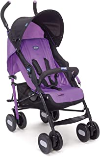 Chicco Echo Stroller with Bumper Bar - purple