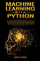 Machine Learning with Python Front Cover